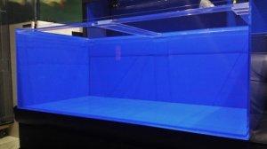 画像1: 1800青色水槽